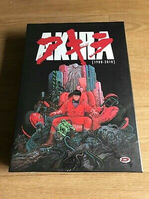 Akira Edition Collector du 30ème anniversaire Combo Blu-ray DVD