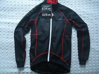 38a8819f893104 NEW CRANE LADIES Performance Winter Cycling Pro Jacket Size S (8-10 ...
