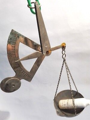 Pan Balance Scale Old Copper collectibles Vintage Decorations Precious Hanging