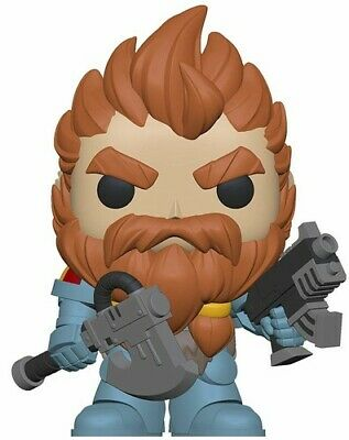 Warhammer 40k - Space Wolves Pack Leader - Funko Pop! Games: (2019, Toy NEUF)
