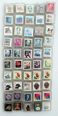 Massive Collection of 20,000+ Used Stamps, 100 each of 200 Different Issues