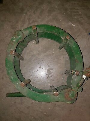 General MFR  INC Pipe Clamp  Aligning & Reforming Equipment Mathey Dearman USA