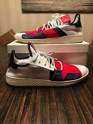 10af02939 ADIDAS TENNIS HU V2 Pharrell x Billionaire Boys Club BB9549 Size ...