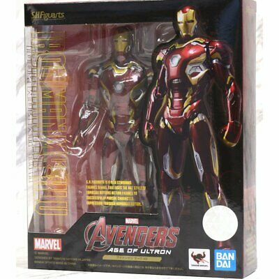 Bandai S.H.Figuarts Marvel Avengers 2 Iron Man Mark 45 MK45 SHF Action Figure