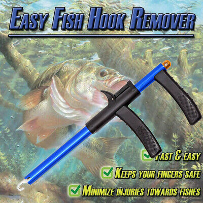 Easy Fish Hook Remover New Fishing Tool Minimizing The Injuries Tools Tackle FFF