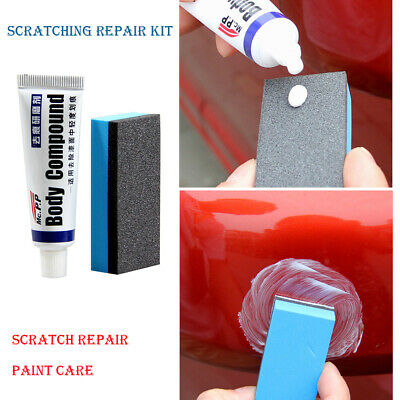Car Scratch Paint Care Car Body Compound Polishing Scratching Paste Repair Wax