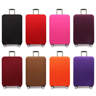 "18""-32'' Thick Elastic Travel Luggage Suitcase Spandex Cover Protector Dustproof"