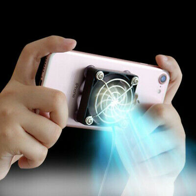 New PUBG Mobile Phone Game Cooling Fan Electric Radiator Gamepad for Android IOS