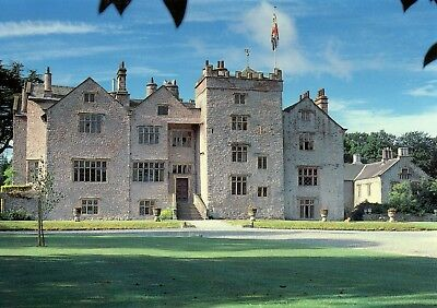 Kendal : Levens Hall : North Front