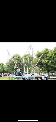 business for sale Amusement Equipment Bungee Trampoline Gyroscope Zorbing