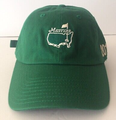 9d30741fc8436 Masters Golf Tournament 2014 Strapback American Needle Hat Cap Augusta  National