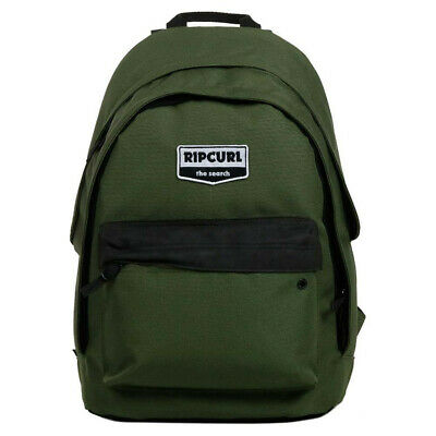 Sac à dos Rip Curl Classic Double Dome Forest Green 42 CM - 2 Cpt