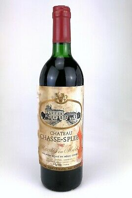 Chateau Chasse Spleen 1987 - Moulis - 75cl