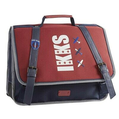 Cartable IKKS Flight Rouge 38 CM