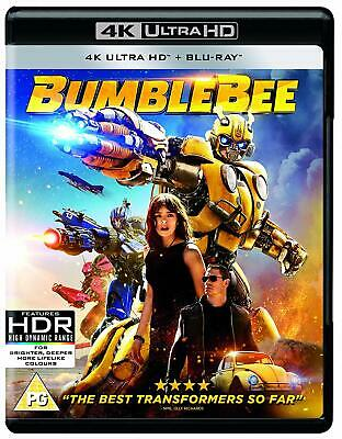 Bumblebee 4K UHD Ultra HD (Transformers) - Brand New & Sealed - In Stock Now