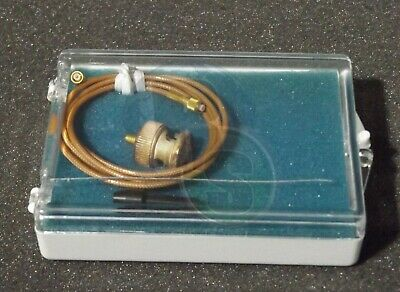 MM MicroManipulator Model 47 Probe Tip Cable NOS