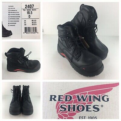 bbdbe2ecd83 RED WING KING Toe Boot, Stock No 2244, Mens US Size 12 - $48.00 ...