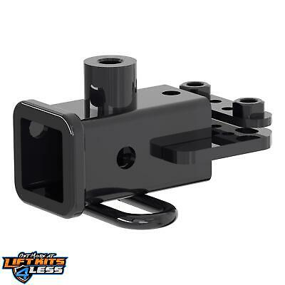 "Curt 13419 Gloss Black Class 3 Trailer Hitch w/2"" Receiver for 2019 Dodge 1500"