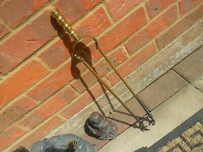 LARGE   COLLECTABLE  TONGS 21ins