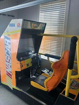 Sega Nascar Driving Arcade Game