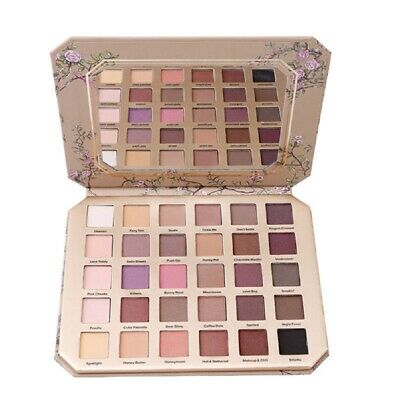 30Color NATURAL LOVE Eyeshadow Ultimate Palette Collection Eye Shadow