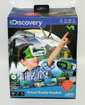 Electronic & Interactive Other Interactive Toys Brand New2002 Discovery Kids Multi Function Voice Changer Microphone Headset Nip