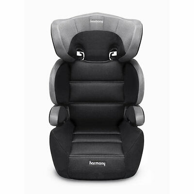 Harmony Group 2-3 Dreamtime Deluxe Comfort Booster Baby Car Seat - Black
