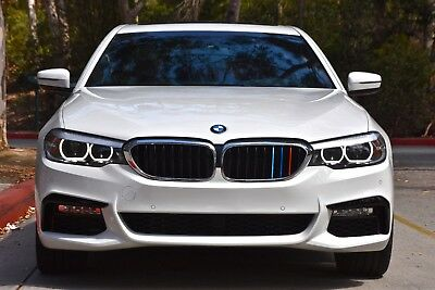 2017 BMW 5-Series SPORT 2017 BMW 530i sport PERFECT condition  call 310 266 1812
