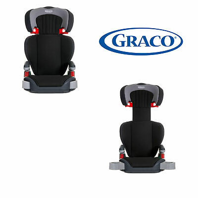 Graco Junior Maxi Lightweight Highback Booster Car Seat, Group 2/3, Dove Grey
