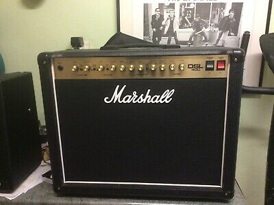 MARSHALL DSL40C 40W 2 Channel Valve Combo 1x12 Guitar Amplifier