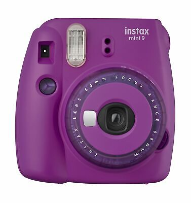 Fujifilm instax mini 9 Instant Film Camera - Purple