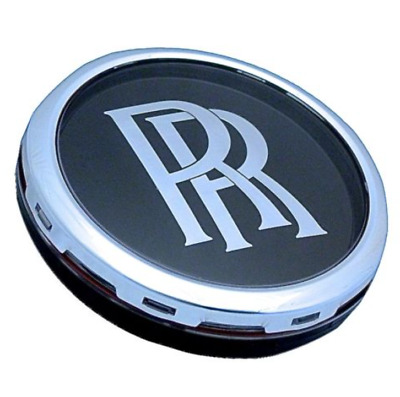 Genuine OEM Factory Rolls Royce Phantom Wheel CENTER CAP Floating RR 36136773465