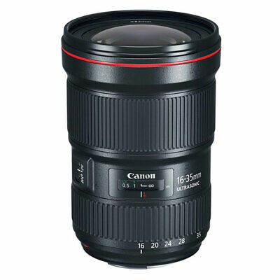 Canon EF 16–35mm f/2.8L III USM Lens - Brand New!