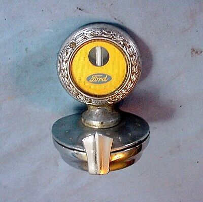 model a ford radiator cap