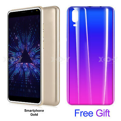 "2019 Xgody 5.5"" Unlocked 3G GSM Dual SIM Android 8.1 Mobile Cell Phone Celulares"