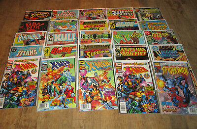 Mixed LOT OF 250 Comics Marvel- DC & Indie Titles 1960s-Modern  Comic Book Lot 3
