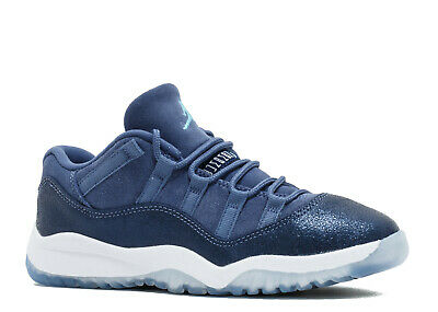 497ba5db9bbb Nike Air Jordan 11 Retro Low GP 580522-408 Blue Moon Size 11c NEW IN