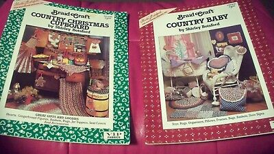 Distlefink Designs - Braid craft Bookl's by shirley Botsford - U-PICK 1 FROM 2