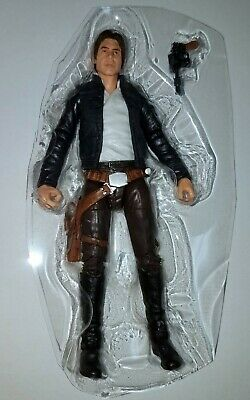 "Star Wars Black Series Wave #70 BESPIN HAN SOLO Loose 6"" Figure Hasbro 2018"
