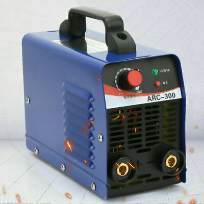 MMA/ARC IGBT Module Inverter High Frequency 300Amp ARC Welder 220V + Handle 50Hz