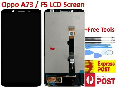 OPPO A73 / F5 Touch Digitizer Screen + LCD Display Assembly + Tools  | AUS Stoc