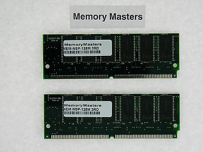 MEM-NSP-128M 128M (2x64) DRAM upgrade for Cisco 6400 series routers