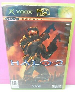 HALO 2  empty case ONLY for Original XBOX.