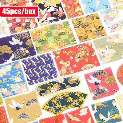 Stationary Scrapbooking Diary Label Paper Sticker Phone Decor Stickers