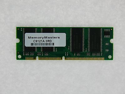 LOT OF 10pcs 128MB HP Laserjet printer memory C9121A Q9121A