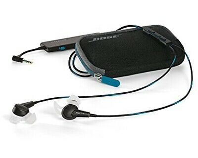 Bose QC20i QuietComfort 20i Noise Cancelling Earphones for Apple - green/ black