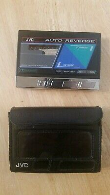 Jvc-cx-5k Walkman Victor Company Of Japan tested with case