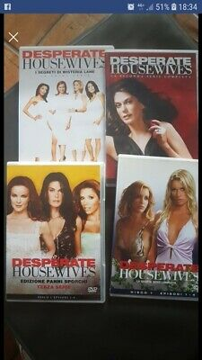 Desperate housewives Serie complete