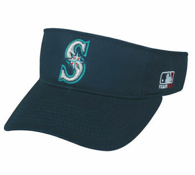 8f98f598d30 SEATTLE MARINERS MLB Official Replica Baseball Visor ADULTS SIZE UNISEX