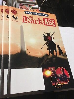 The Dark Age / Afterburn Free Comic Book Day - May 2019 - Red 5 Comics VF/NM